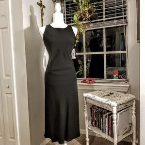 NWT Virgo Classic Little Black Dress w/ Sequins 10